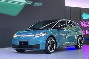 全新紧凑型纯电动车——ID.3首发亮相2021成都车展