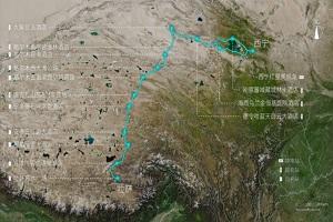 15座站点覆盖超2400公里 蔚来打通全国首条青藏充换电线路