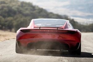 电动火箭 特斯拉Roadster 2将于2023年交付