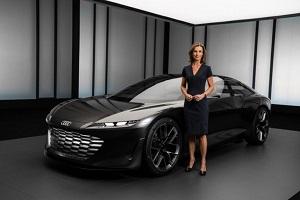 配备L4自动驾驶  奥迪grandsphere概念车亮相2021慕尼黑车展