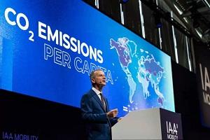 以减碳为良机 大众汽车集团CEO迪斯博士IAA主题演讲