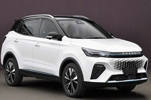 搭载1.5L插混动力系统 上汽荣威龙猫SUV申报图曝光