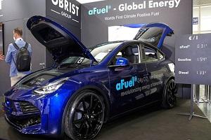 Obrist改装特斯拉Model Y增程动力车型亮相2021慕尼黑车展