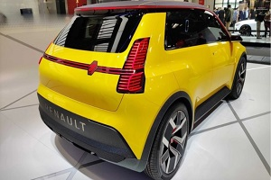 确认2024年量产 雷诺5电动车最新消息