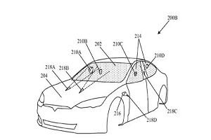 特斯拉申请黑科技专利 用脉冲激光代替挡风玻璃雨刷