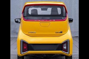 支持200秒快速换电 上汽通用五菱新车型9月15日亮相