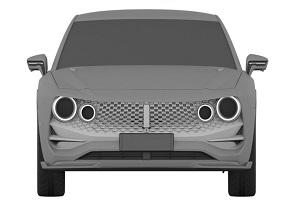 疑似魏牌全新轿车专利图 采用插电式混合动力系统