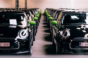 140辆纯电动MINI集中交付 欧洲单一最大订单