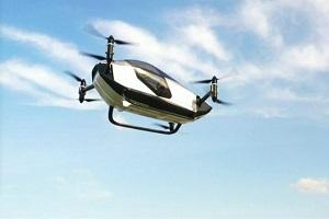 智能纯电动飞行器 小鹏汇天旅航者X2飞行汽车最快2024年上线