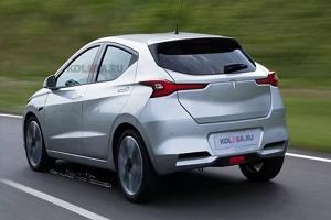 售价16万起 特斯拉全新紧凑型车假想图