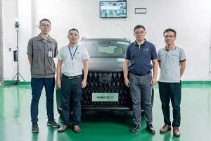 搭载丰田全新第四代THS混动系统 广汽传祺全新GS8油耗公布