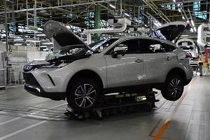 顶不住了!丰田日本工厂全部停产!
