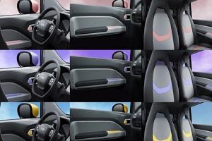 奇瑞QQ冰淇淋内饰更多细节发布 体现轻松驾驶理念