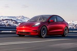 Model 3高性能版续航675km 售价保持不变