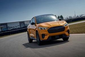 国产福特Mustang Mach-E将增加更多GT车型