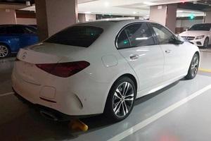 预计12月正式交付 奔驰全新C级插混车型将于11月海外发售