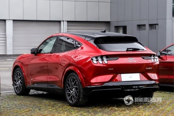 福特Mustang Mach-E GT