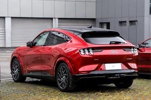 售36.99万元 福特Mustang Mach-E GT上市