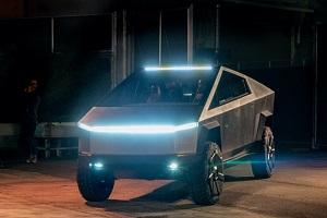 2022年美国上市销售 特斯拉Cybertruck将于2023年量产交付