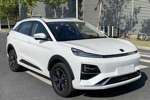 思皓E50X申报图曝光 定位纯电SUV