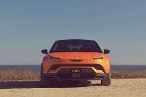 投放时间在2025年左右 Fisker将在英研发两款高端纯电动汽车