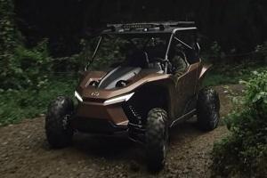 雷克萨斯发布概念休旅车 氢动力内燃机驱动