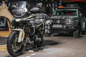 先后入局摩托车领域 长城摩托考虑吗?