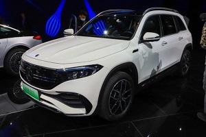 价格37万元起 奔驰EQA/EQB预售开启