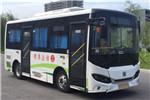 中车电动TEG6661BEV02公交车(纯电动10-22座)